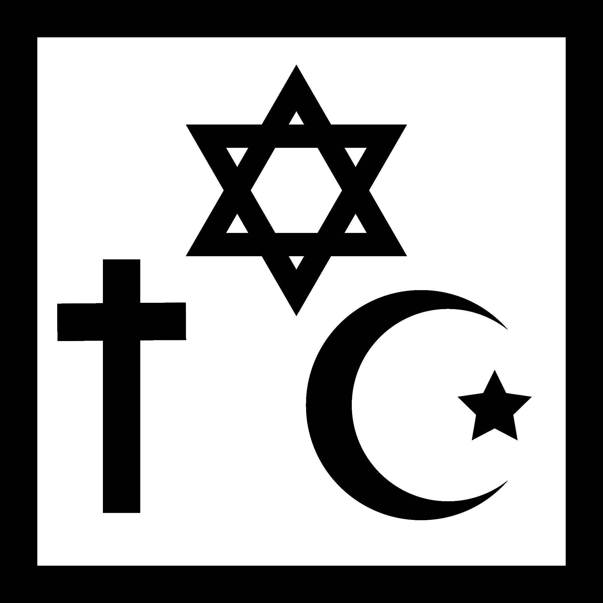 Larp porusza tematykę religijną
