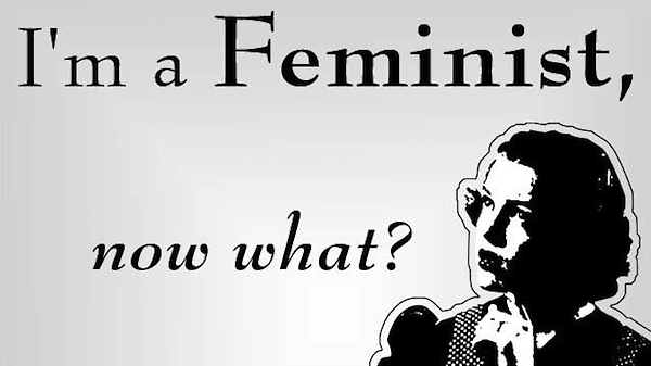 #Feminizm- czyli dlaczego feminizm nie gryzie