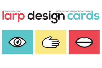 Larp design cards